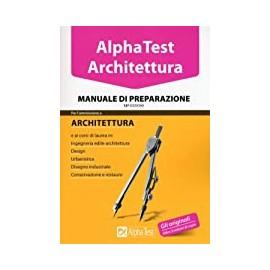 AlphaTest architettura. Manuale di preparazione. Edizione 13