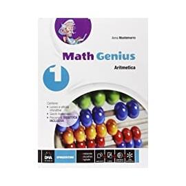 Math genius 1. Aritmetica 1 + Geometria 1 + Palestra 1