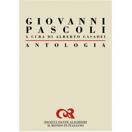 Antologia di Giovanni Pascoli
