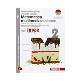 Matematica multimediale.bianco 2 con tutor