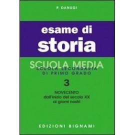 Esame di Storia Moderna per s.m.