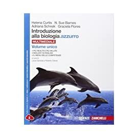 Introduzione alla biologia.azzurro Volume unico