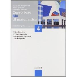 Corso base blu di Matematica 4