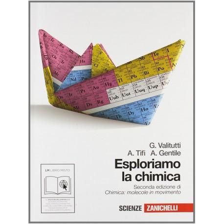 9788808119162 Esploriamo la chimica