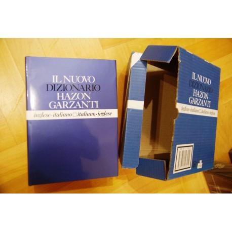 Vocabolario Hazon 1990 ita eng