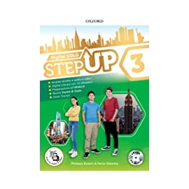 Step up gold. Student's - Workbook  3