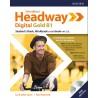 Headway digital gold B1. With Key