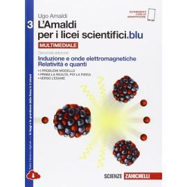 L'Amaldi per i licei scientifici.blu 3. Seconda edizione multimediale