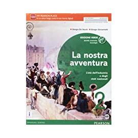 La nostra avventura 2. Ed. Verde